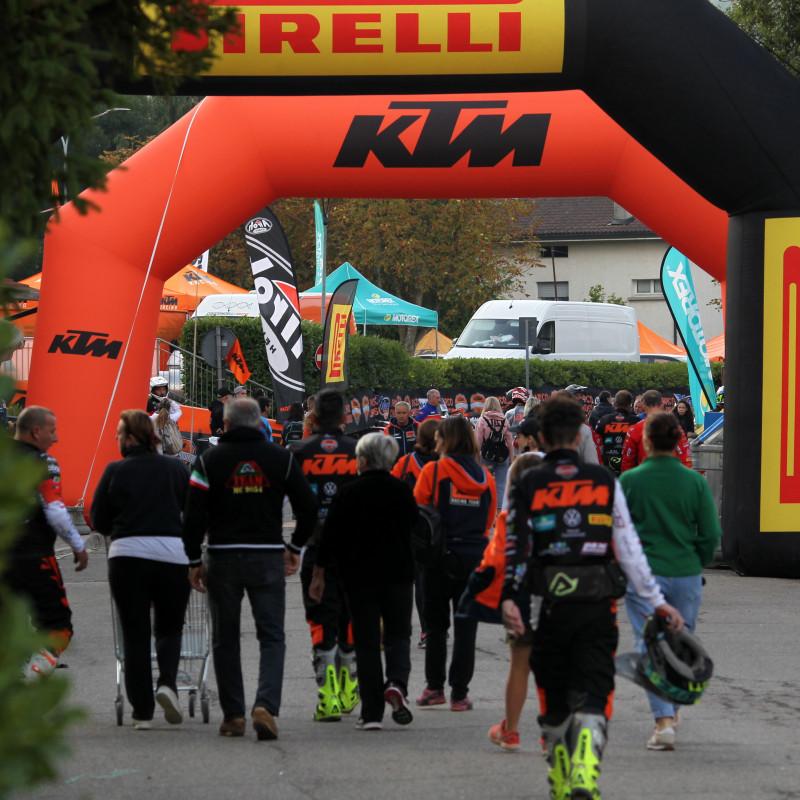 TROFEO ENDURO KTM 2021 4' Prova Casina (RE)