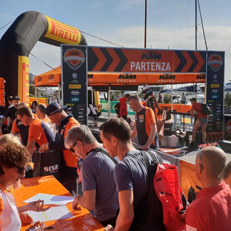 Trofeo Enduro KTM 2019 - Prima prova a Sanremo