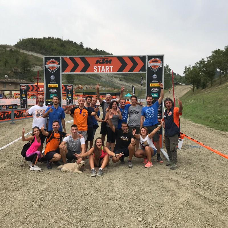 TROFEO ENDURO KTM 2019 5' Prova Savignano sul Panaro (MO)