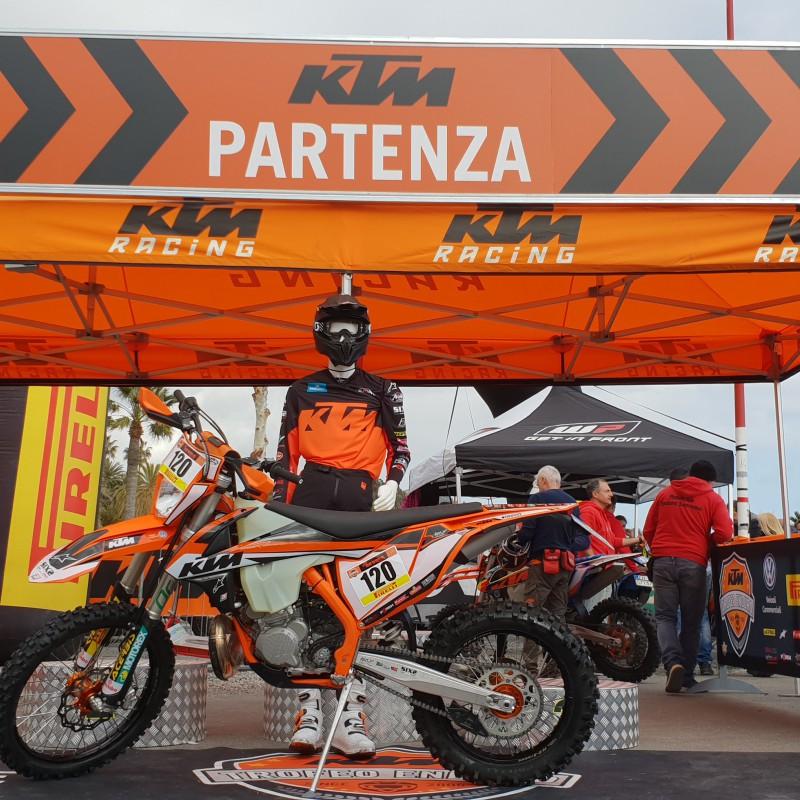 TROFEO ENDURO KTM 2020 1' 2' e 3' prova