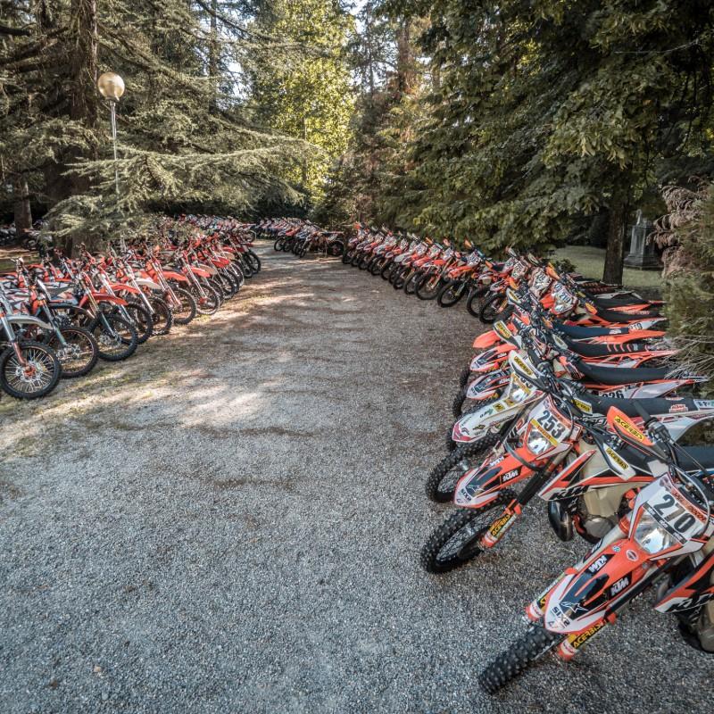 Le prime foto della stagione 2020 del Trofeo Enduro KTM