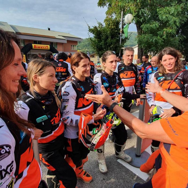 TROFEO ENDURO KTM 2020 2' Prova Villagrande di Montecopiolo (PU)