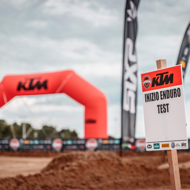 1' PROVA TROFEO ENDURO KTM 2021