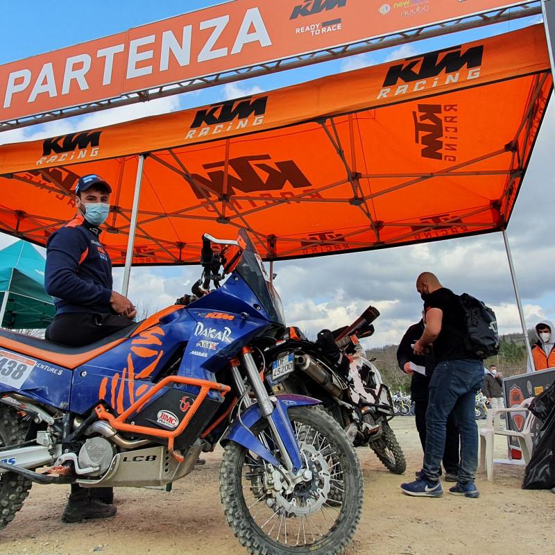 TROFEO ENDURO KTM 1' PROVA