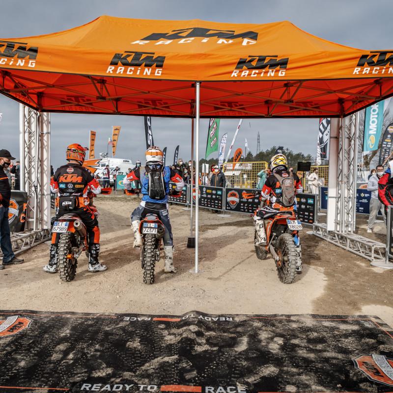 TROFEO ENDURO KTM 2021 2' Prova Brallo di Pregola (PV)