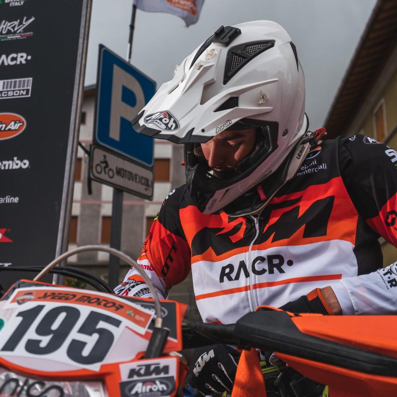 Immagini bellissime di Lucio Buselli e Roberto Rossi della gara al Brallo