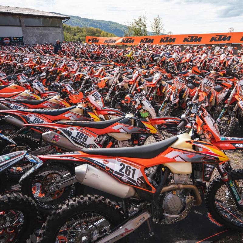 TROFEO ENDURO KTM 2021 3' Prova Città della Pieve (PG)